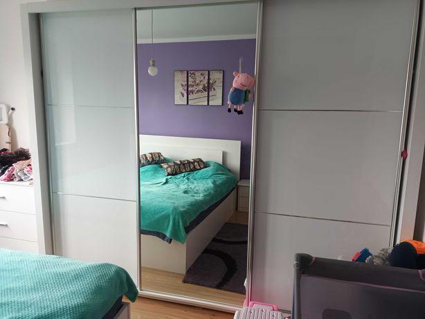 Meble sypialniane + łóżko sypialniane