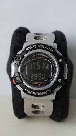 Klasyk zegarek CITIZEN D298 - NIGHT ROLLERS