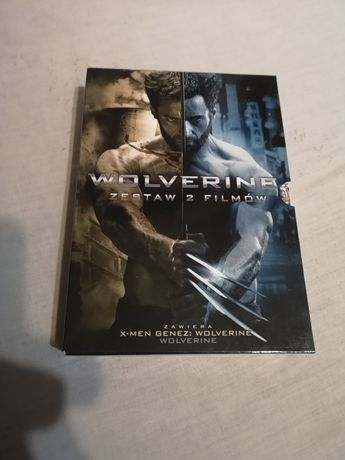 DVD Wolverine zestaw 2 filmów pakiet X-Men