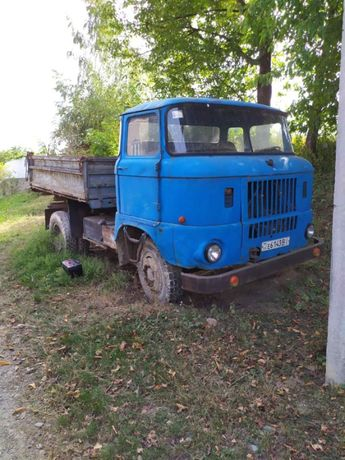 IFA (ИФА) W50 1976
