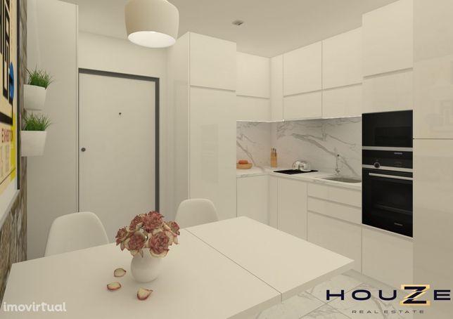 Apartamento, 23 m², Braga (Maximinos, Sé e Cividade)