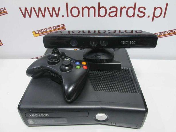 Xbox 360 250gb + kinect + pad