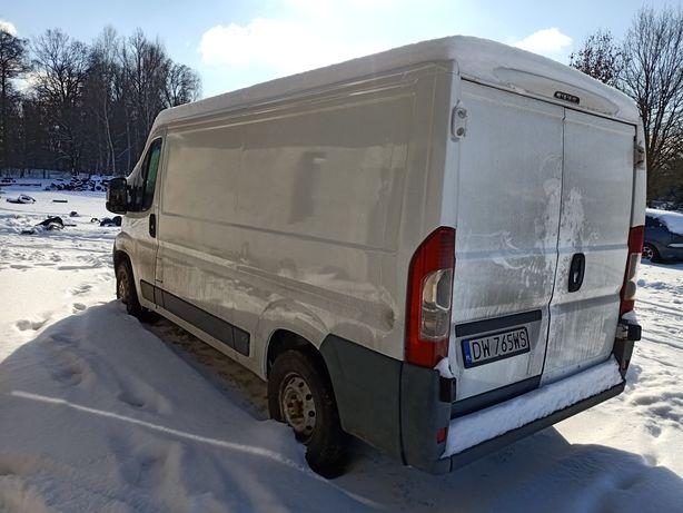 Fiat ducato 2.3 2011 rok long