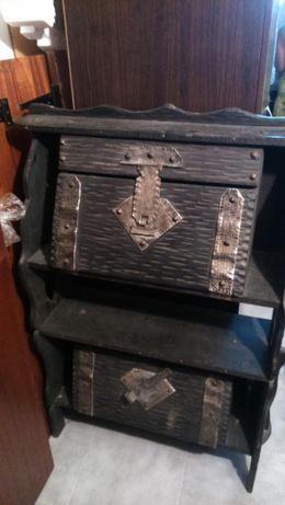 Peça para hall de entrada - Escrivaninha vintage.