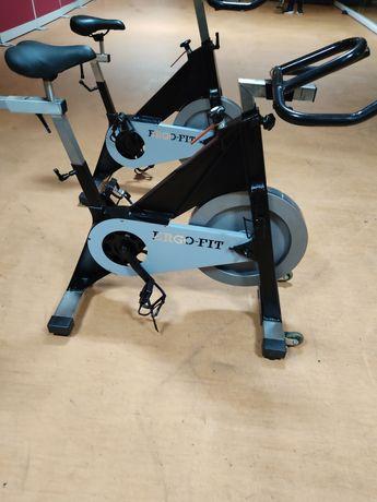 Bicicletas Profissionais de indoor Spinning MIC e Ergofit