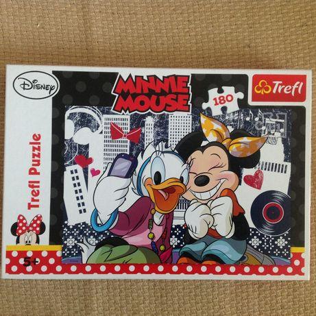 puzzle Disney 160, 180 Minnie Daisy