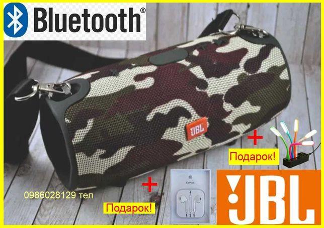 Портативная колонка JBL Xtreme Mini 40Вт 10000 mAh FM,SD,USB Bluetooth