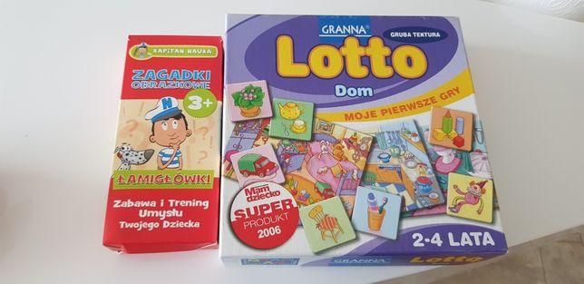 Gry logiczne edukacyjne dla dzieci 3-4 lata