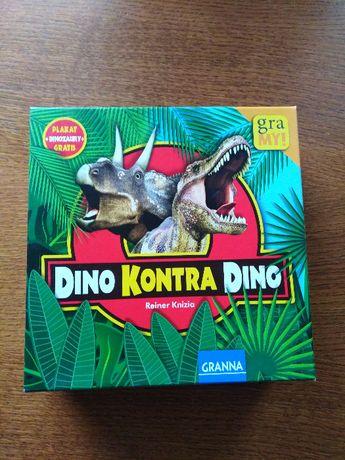 Gra planszowa: Dino kontra dino
