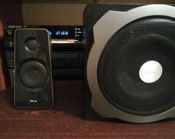 Колонки TRUST Tytan 2.1 Speaker Set black