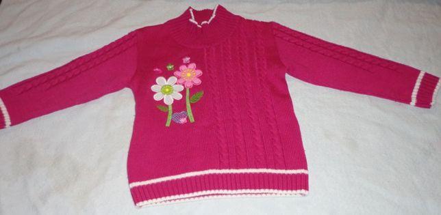 свитер на девочку