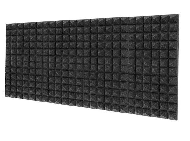 [NOVO] Painel para Revestimento Acústico • 8 Placas 30 cm x 30 cm
