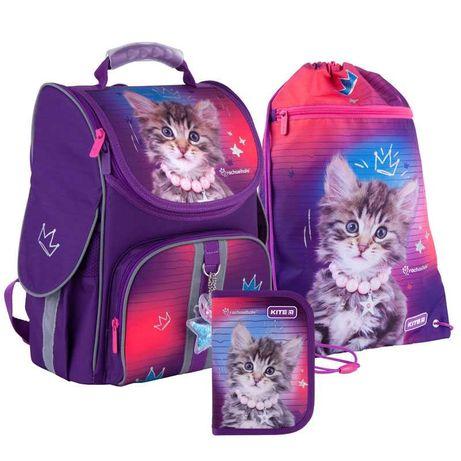 Школьный набор рюкзак + пенал + сумка Kite Rachael Hale R21-501S