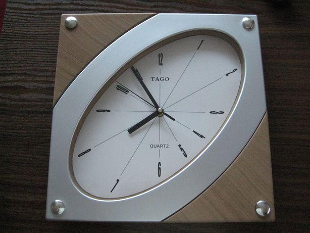 efektowny zegar do powieszenia