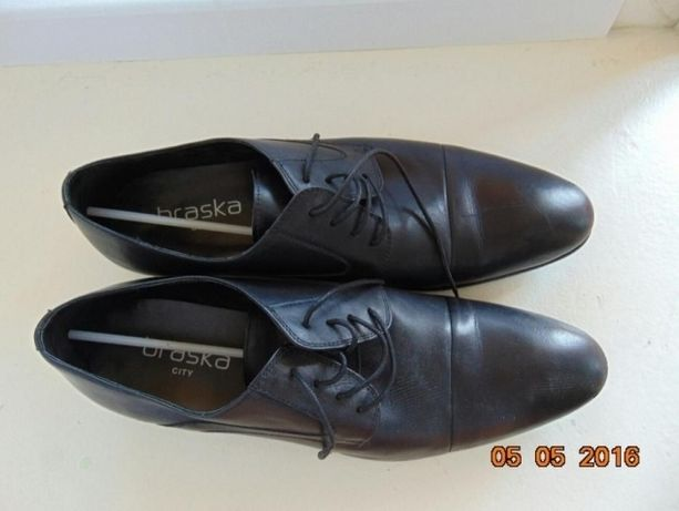 Мужские туфли Braska 47 размер