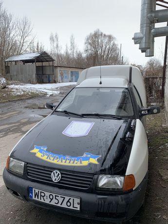 Volkswagen Caddy 1,9 дизель