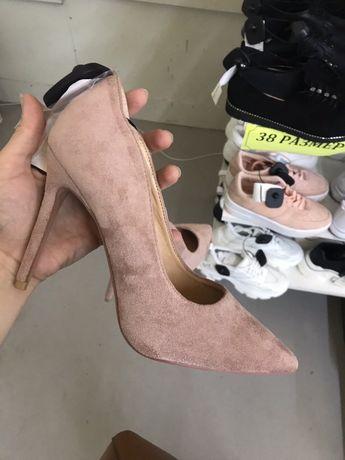 Туфли 38 размер