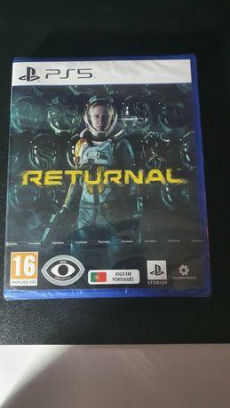 Jogo Returnal para PS5 (NOVO)