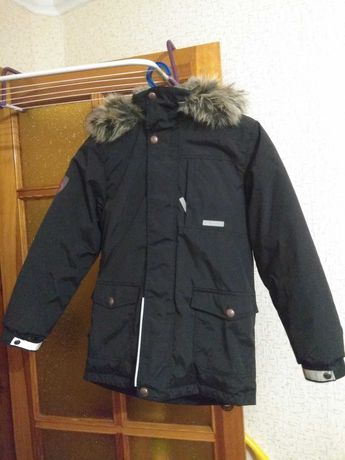 Куртка  зимняя для мальчика LENNE   р.140