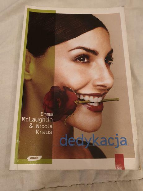 DEDYKACJA Emma McLaughlin Nicola Kraus powieść bestseller