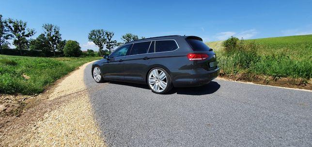 Oryginalne Felgi Volkswagen R20 + opony