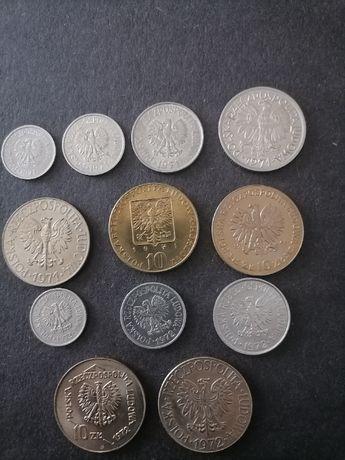 Okazja piękne monety obiegowe stan 1