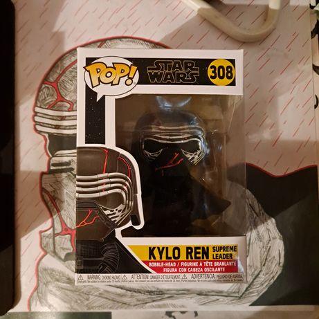 Funko Pop Figure - Star Wars - Kylo Ren - #308