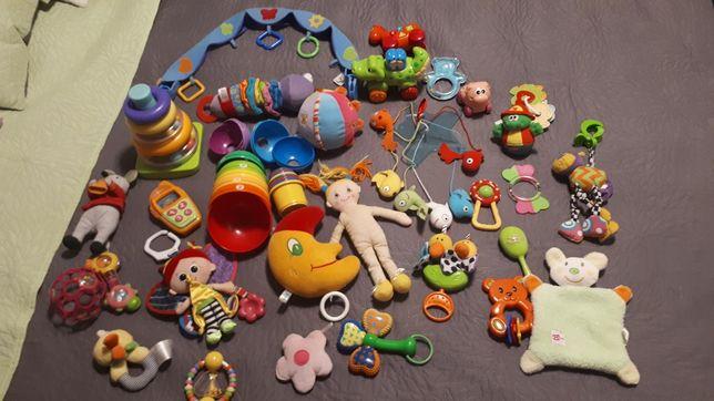 Zabawki dla niemowlaka, maluszka zestaw