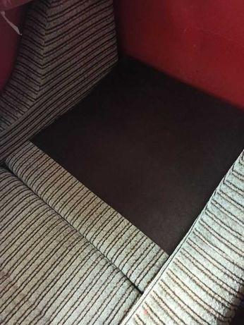 Łóżko, fotel rozkładany