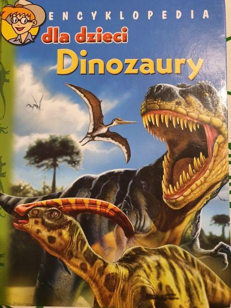 Encyklopedia dla dzieci Dinozaury