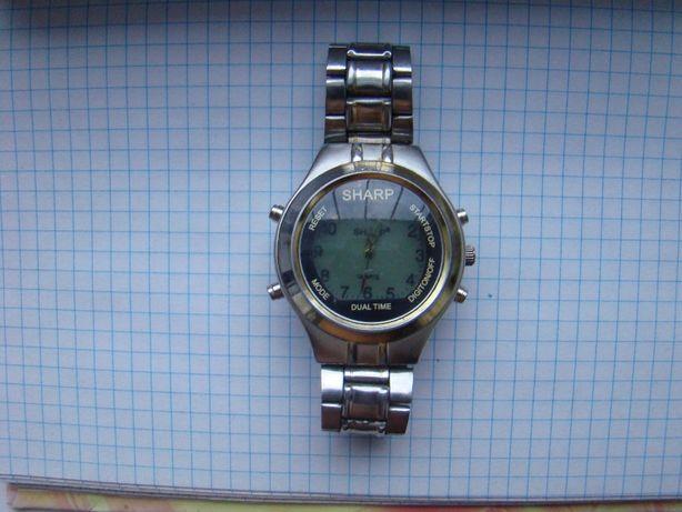 Часы SHARP Шарп времен СССР.