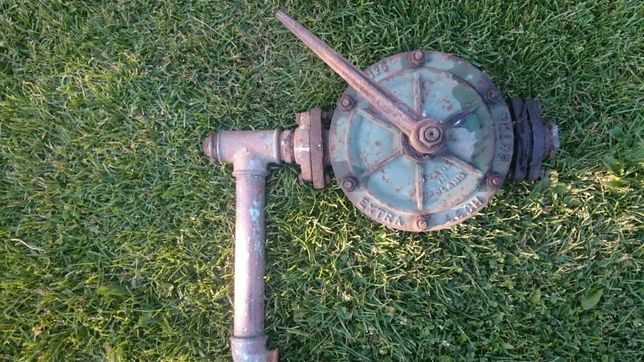 Ręczna pompa do paliwa wody