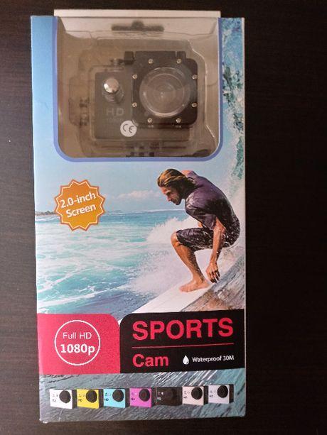 kamerka sportowa