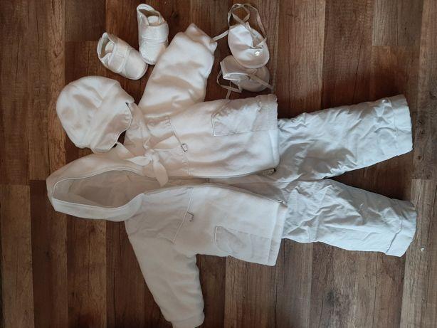 Kurtka i spodnie dla chłopca