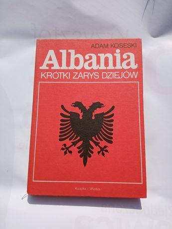 Albania krótki zarys dziejów