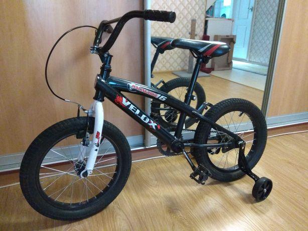 Дитячий велосипед для хлопчика від 4 р.