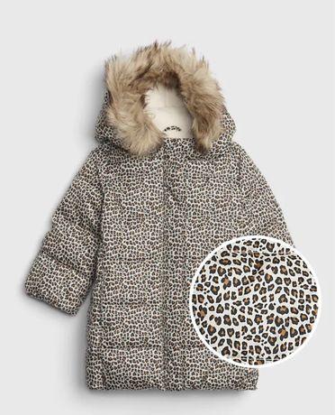 Розпродаж!!!Зимняя/куртка пуховик-пальто Gap(reima h&m zara lenne)