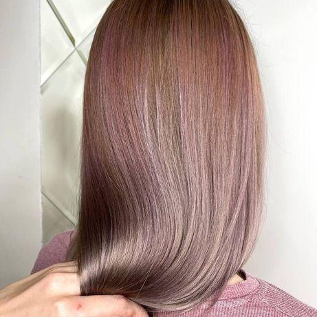 Стрижки женские, мужские , окрашивание волос любой сложности!