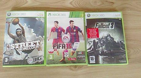 Gry na Xbox 360 używane