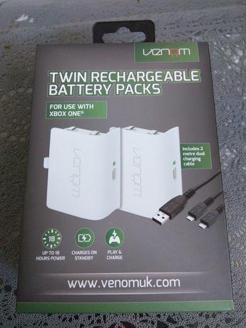 Venom akumulator bateria ładowarka do Xbox one S X. Nowa!
