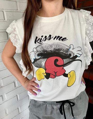 Nowa bluzka z Mickey