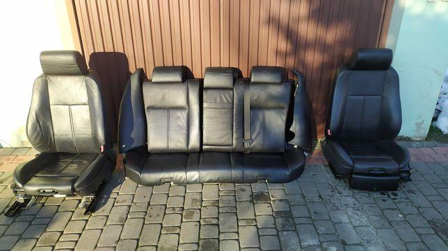 Fotele Sportsize kanapa wnętrze BMW E39 kombi