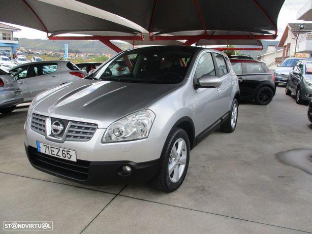 Nissan Qashqai 1.5 dCi Tekna FPD