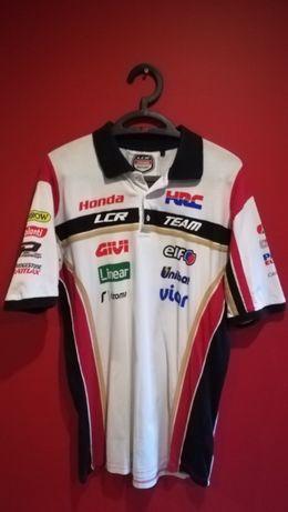 Oryginalna koszulka motocyklowa LCR Honda Racing Team MotoGP HRC