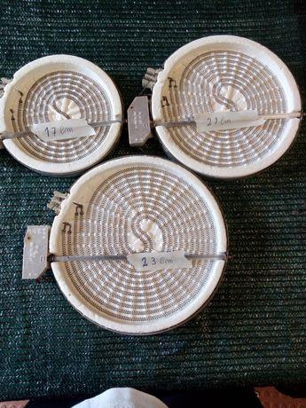 Discos de fogão elétrico