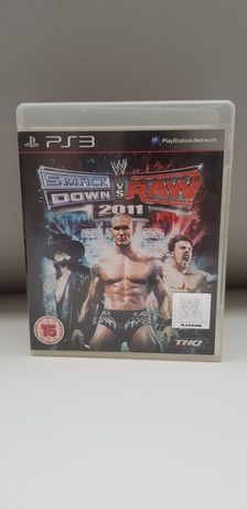 Smack Down VS Raw 2011 na PS3