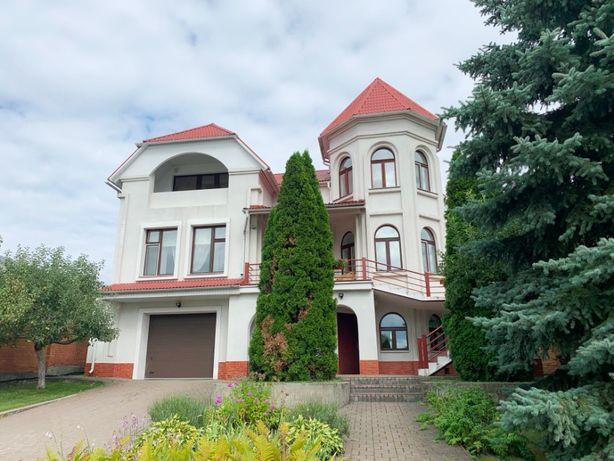 Петропавловская Борщаговка, сдам дом 450 м2, на берегу озера