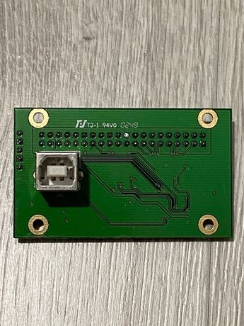 Переходник с IDE на USB для 3.5 винчестера CD DVD