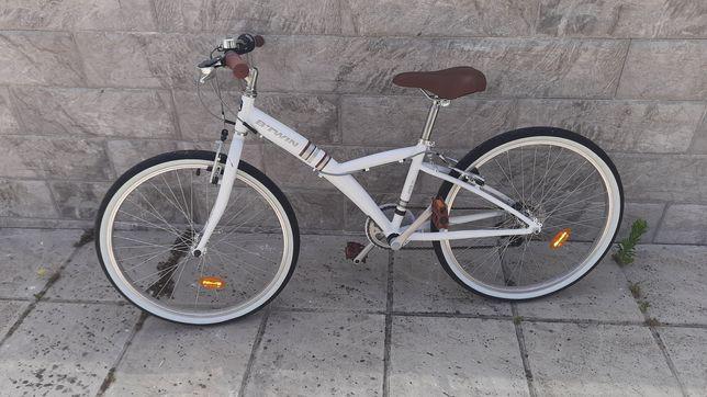 Bicicleta Criança / junior roda 24 btwin poply 300