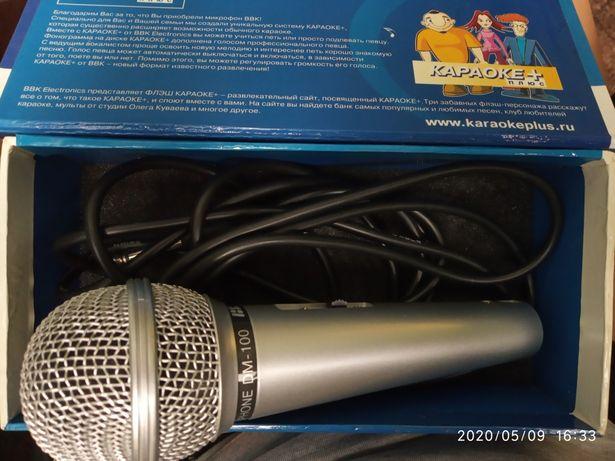 Микрофони для караокесистем